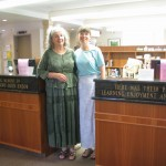 Margaret's daughter Christine Brunner & granddaughter Lisa Garcia