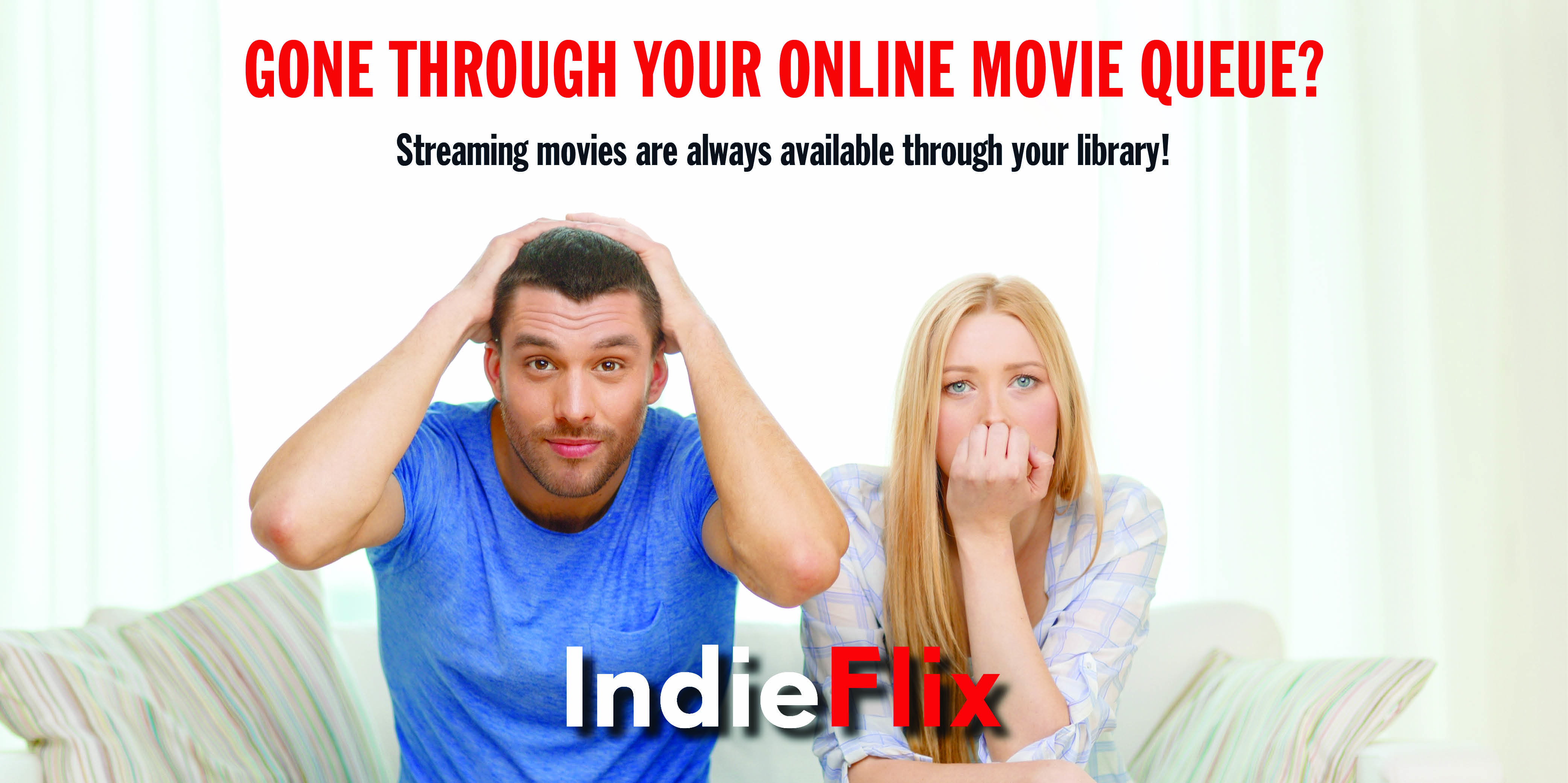 IndieFlix | Tracy Memorial Library